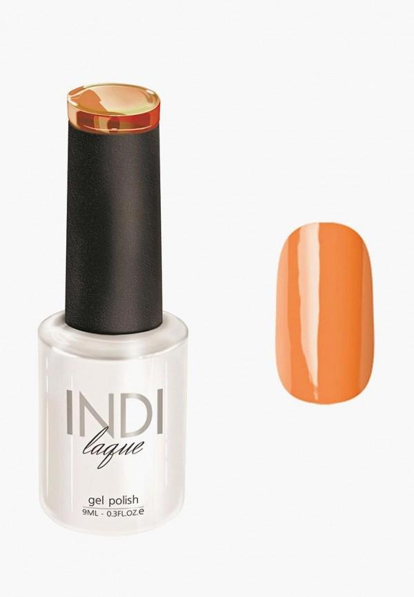 женский лак для ногтей runail professional, оранжевый