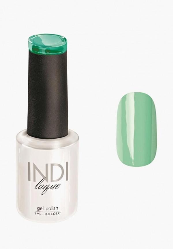 женский лак для ногтей runail professional, зеленый