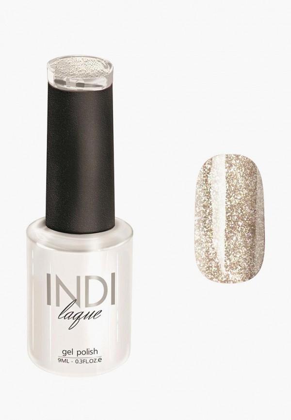 женский лак для ногтей runail professional, серебряный