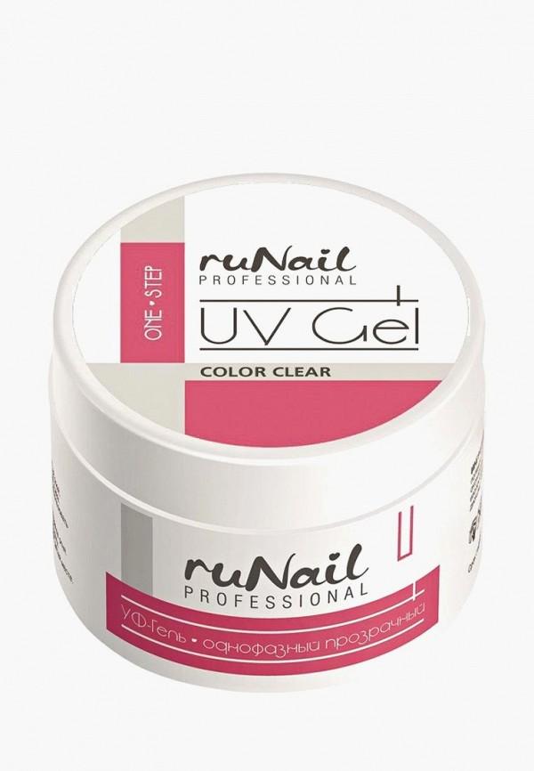 Гель-лак для ногтей Runail Professional Runail Professional RU010LWXZR54 runail топ каучуковый elastic 10 мл