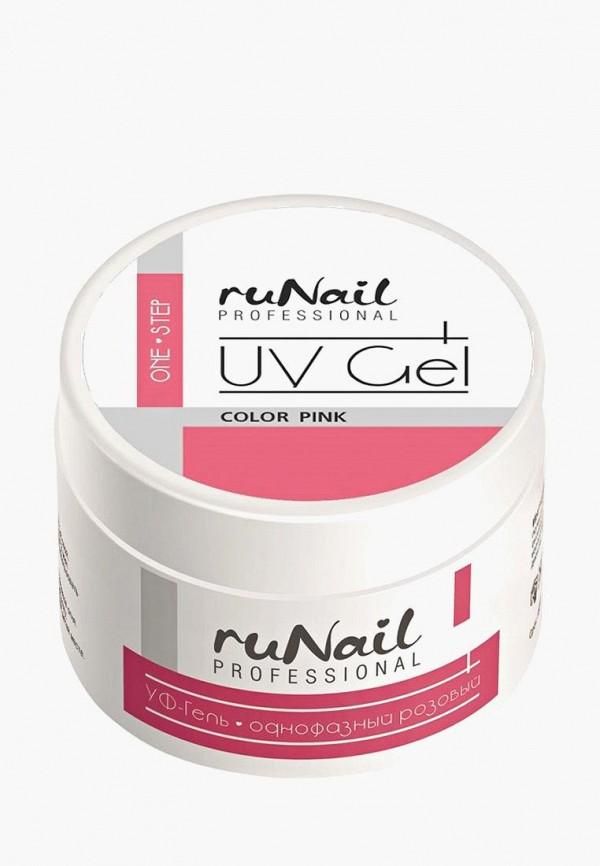 Гель-лак для ногтей Runail Professional Runail Professional RU010LWXZR55 runail прибор led uv излучения 24вт светло розовый