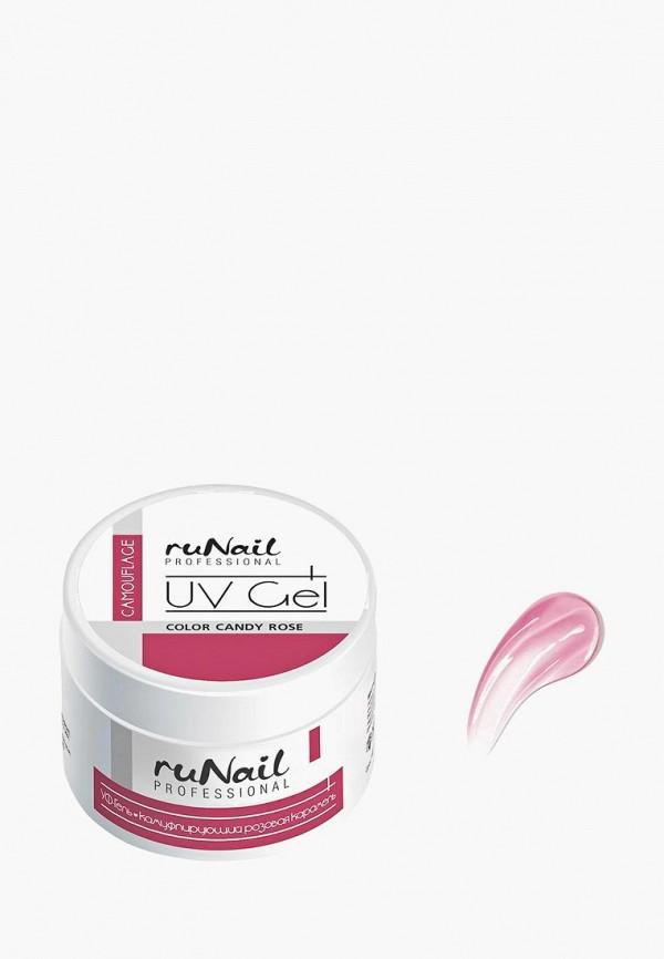 Гель-лак для ногтей Runail Professional Runail Professional RU010LWXZR60 runail гель лак 3583