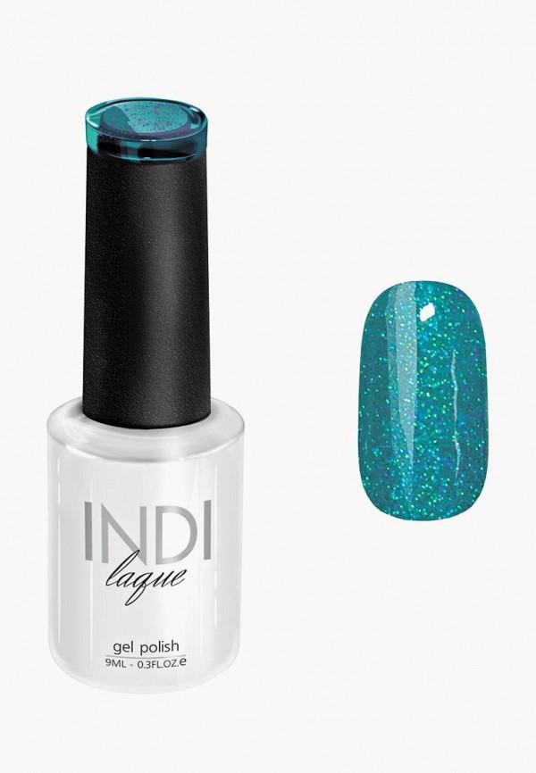 лак для ногтей runail professional, голубой