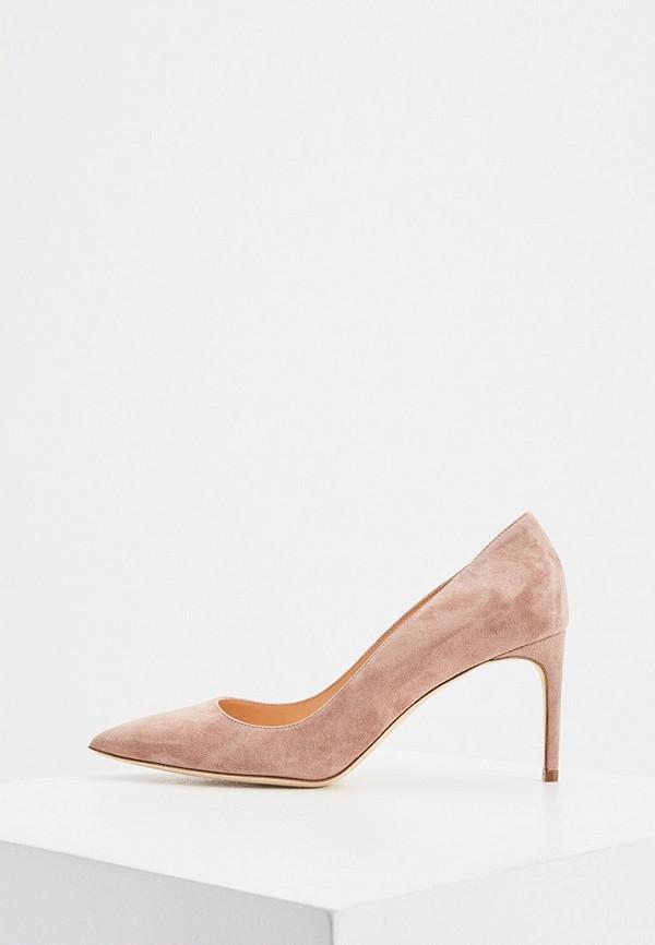 женские туфли rupert sanderson, бежевые