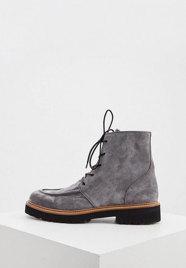 женские ботинки rupert sanderson, серые