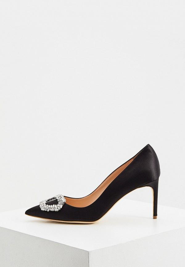 женские туфли rupert sanderson, черные