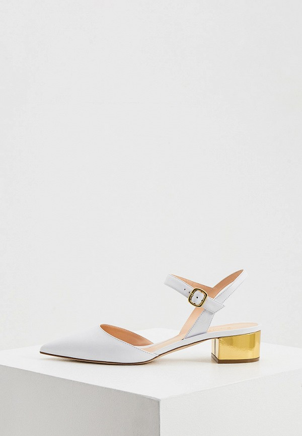 женские туфли rupert sanderson, белые