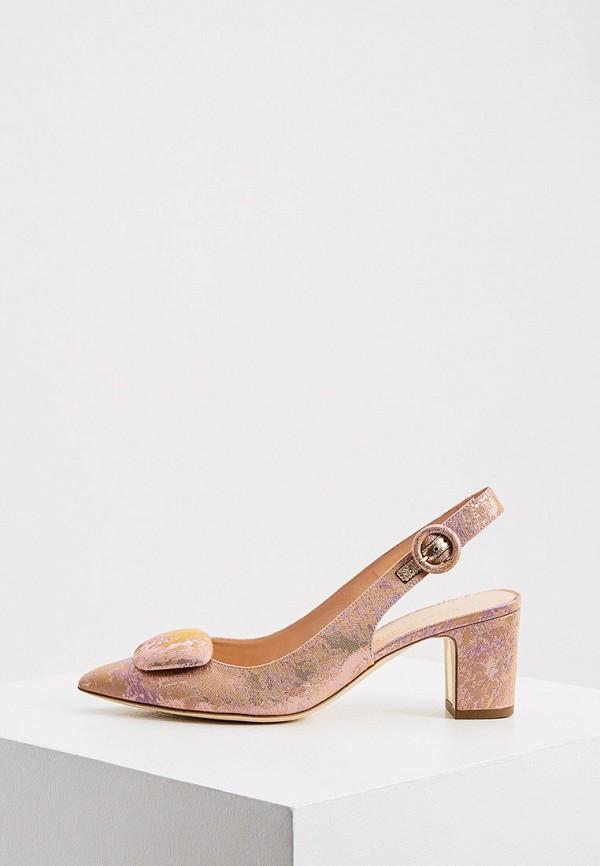 женские туфли rupert sanderson, розовые