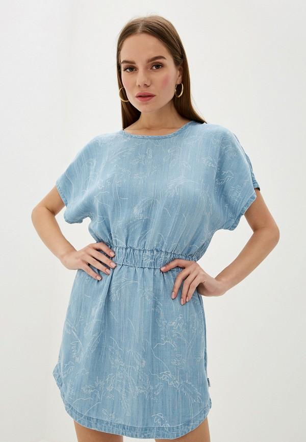 Платье RVCA RVCA RV002EWGCOM1 футболка rvca rvca rv002ewfcok3