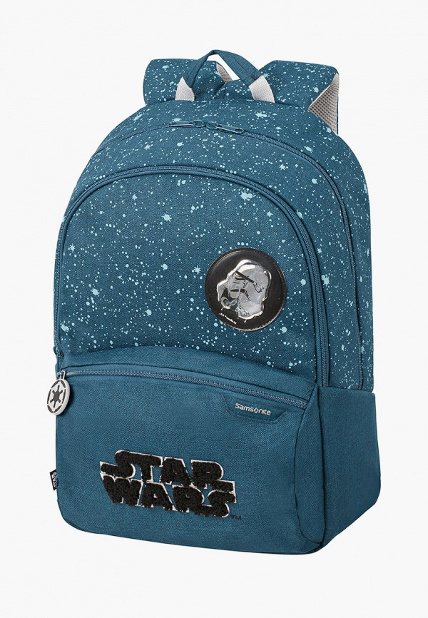 рюкзак samsonite для мальчика, синий