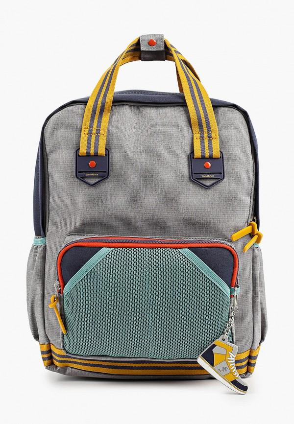 рюкзак samsonite малыши, серый