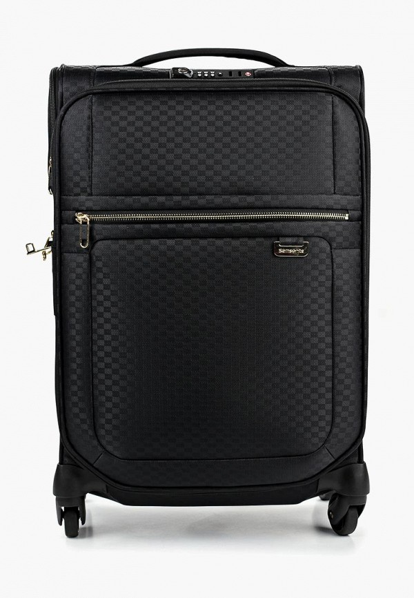 Чемодан Samsonite Samsonite SA001BUERMZ7 samsonite 61u 008 черный
