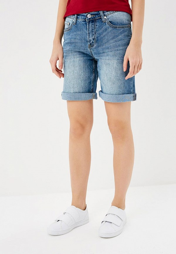 Купить Шорты джинсовые Savage, sa004ewaoax4, голубой, Весна-лето 2018