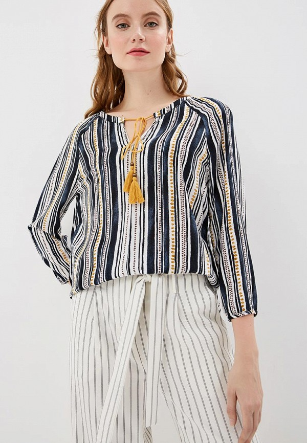 женская блузка savage, разноцветная