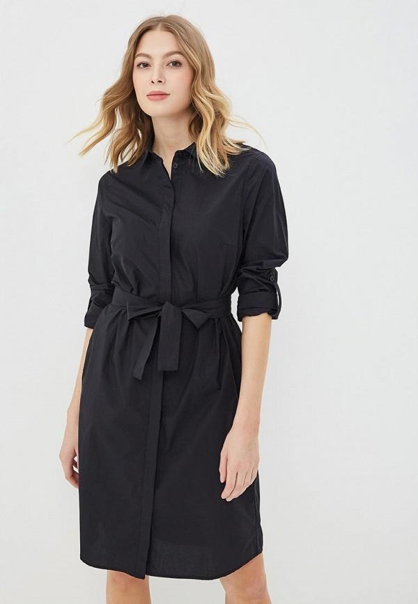 женское платье savage, черное