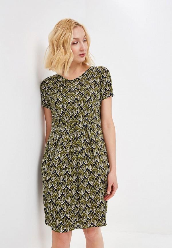 женское повседневные платье savage, зеленое