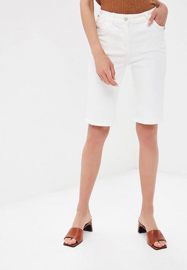 женские джинсовые шорты savage, белые