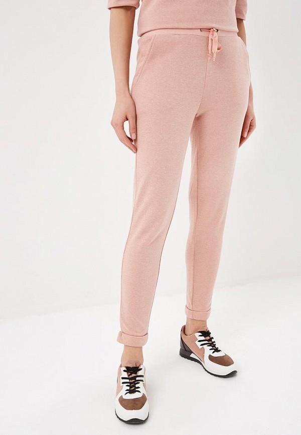 женские брюки savage, розовые