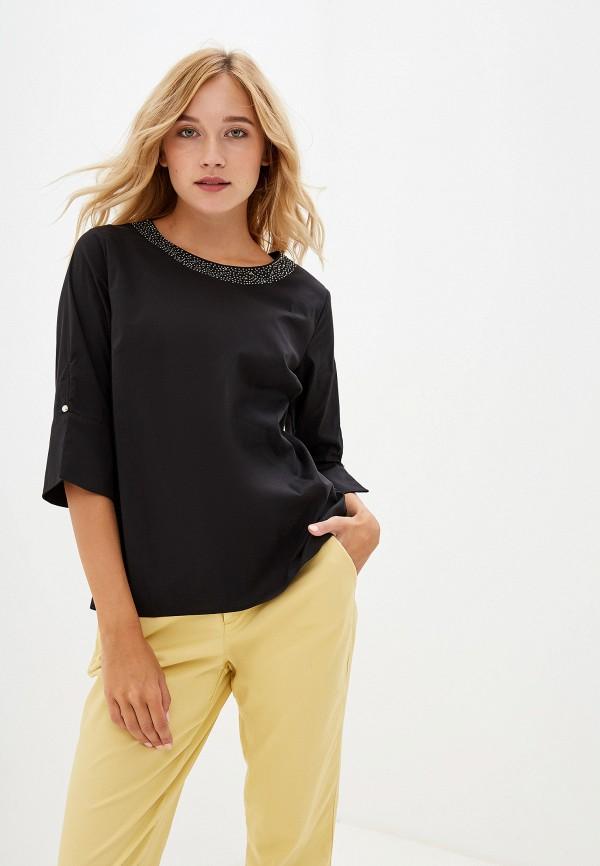 женская блузка savage, черная