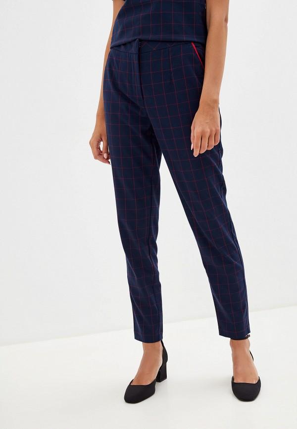 женские повседневные брюки savage, синие