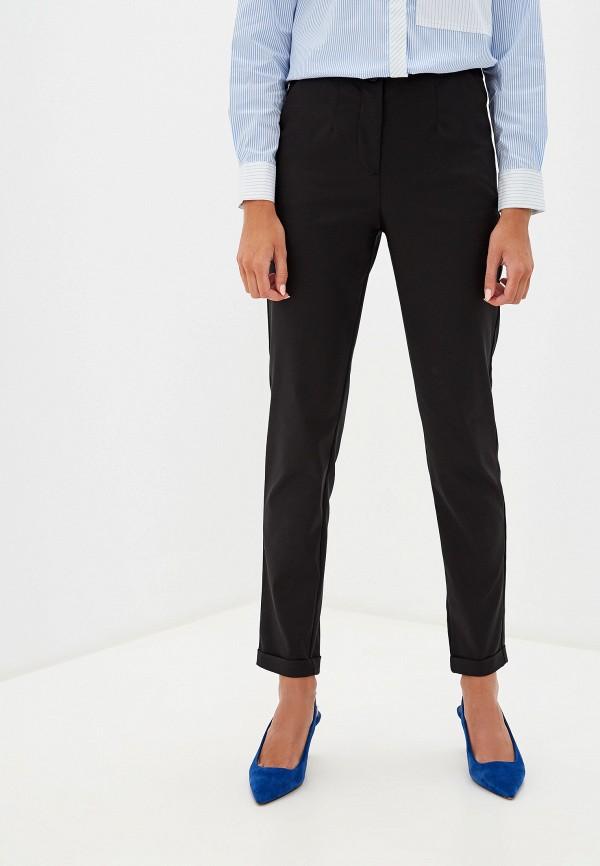 женские повседневные брюки savage, черные