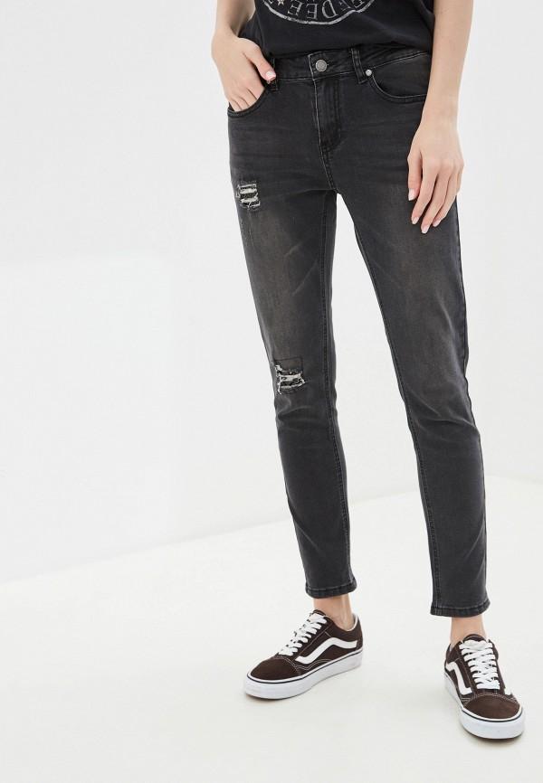 женские джинсы savage, серые