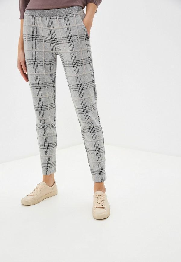женские повседневные брюки savage, серые