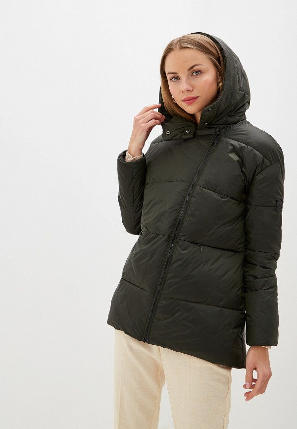 женская куртка savage, хаки