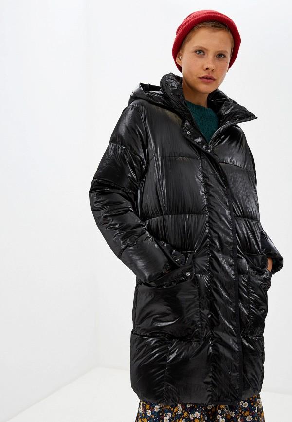 женская куртка savage, черная