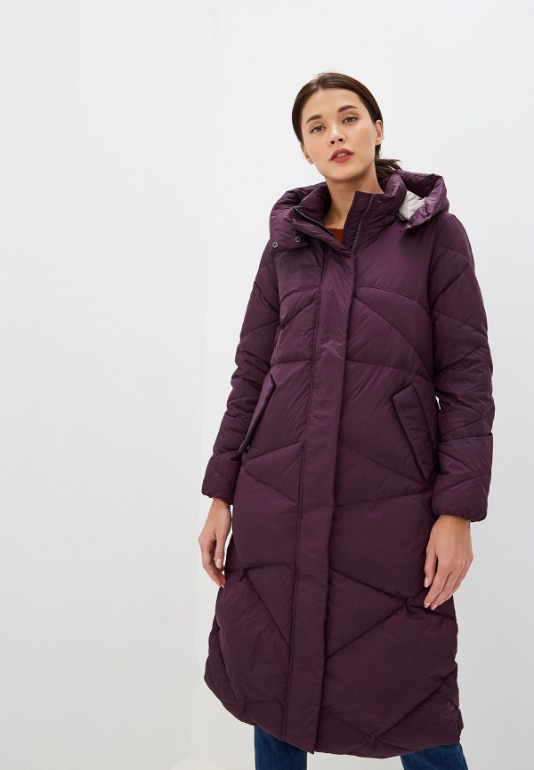 Купить Пуховик Savage, sa004ewgfuq0, фиолетовый, Осень-зима 2019/2020