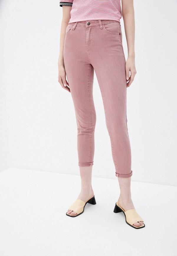 женские повседневные брюки savage, розовые