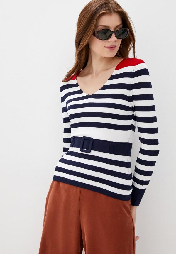 женский пуловер savage, разноцветный