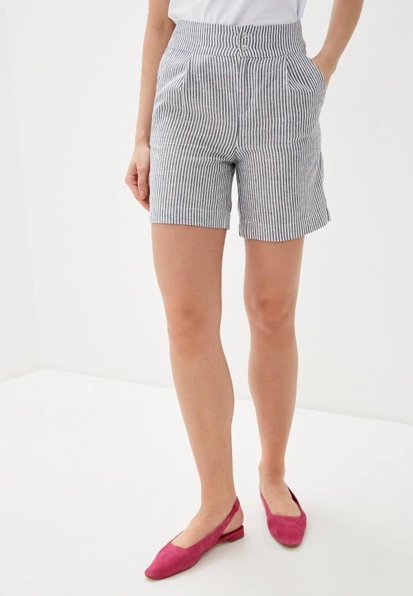 женские повседневные шорты savage, серые