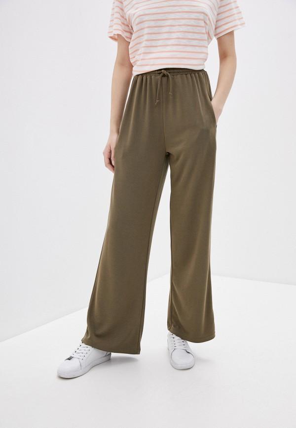 женские повседневные брюки savage, коричневые