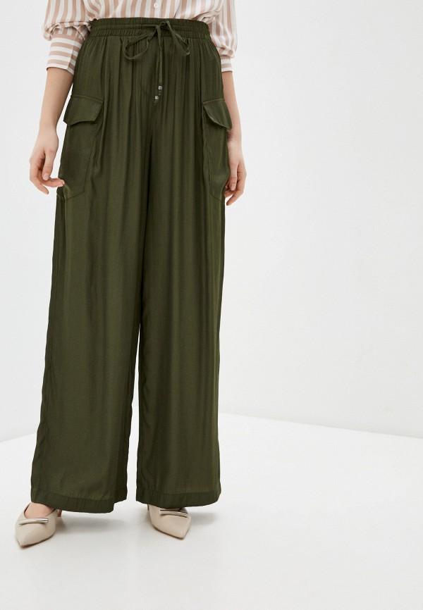 женские повседневные брюки savage, хаки