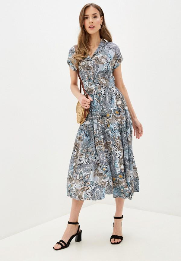 женское повседневные платье savage, разноцветное