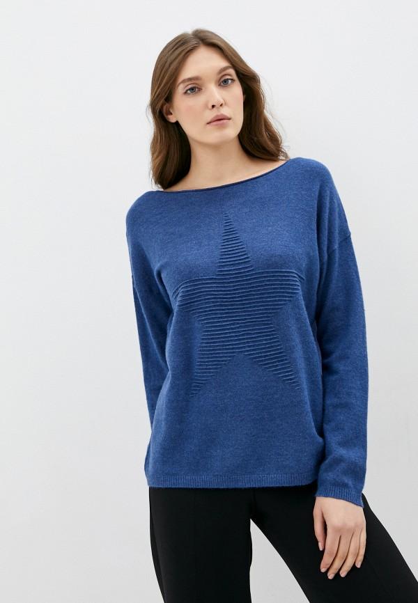 женский джемпер savage, синий