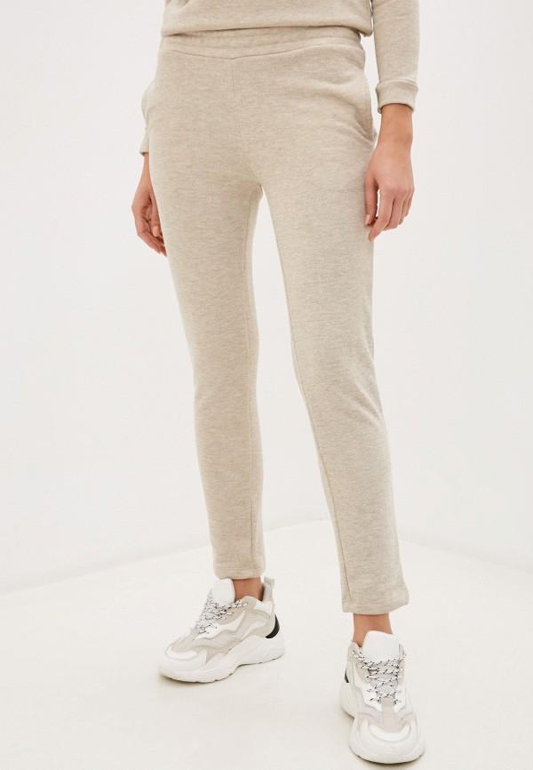 женские спортивные брюки savage, бежевые