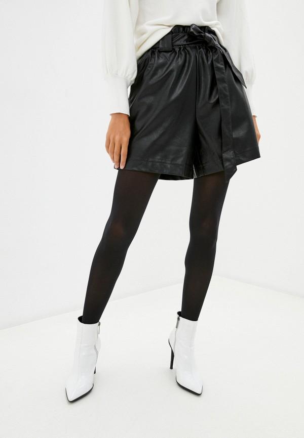 женские повседневные шорты savage, черные