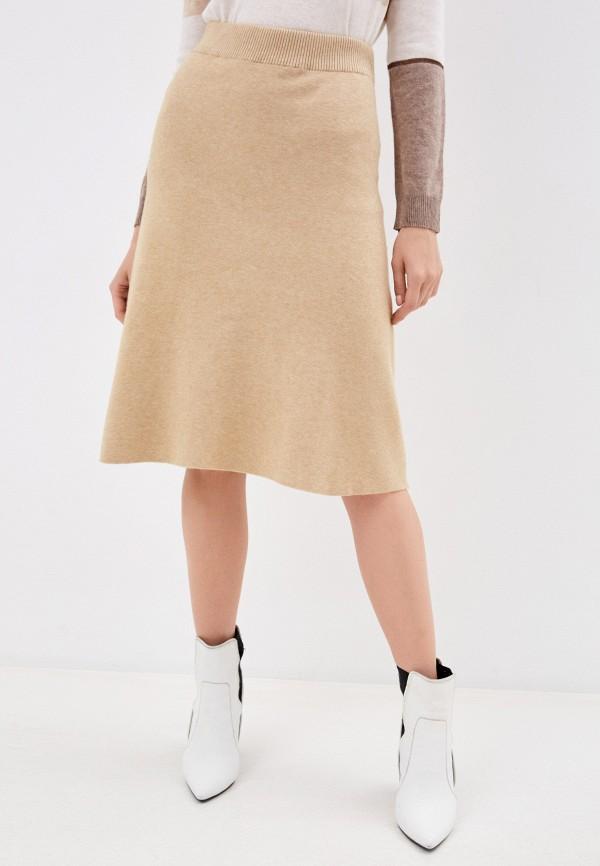 женская юбка savage, бежевая