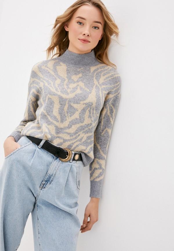 женский свитер savage, серый