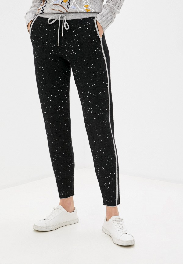 женские брюки savage, черные