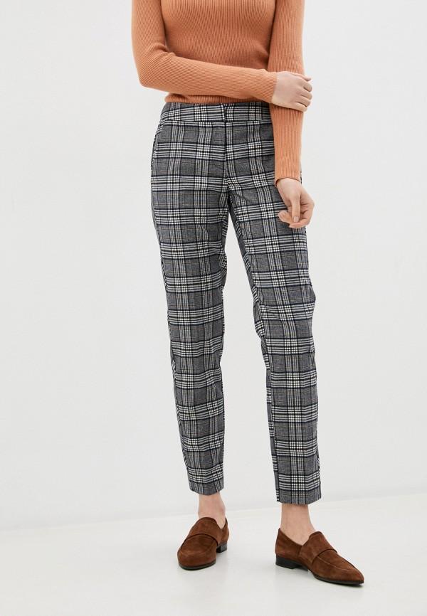 женские классические брюки savage, серые