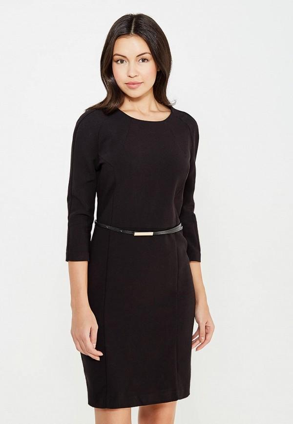 Фото - Женское платье Savage черного цвета