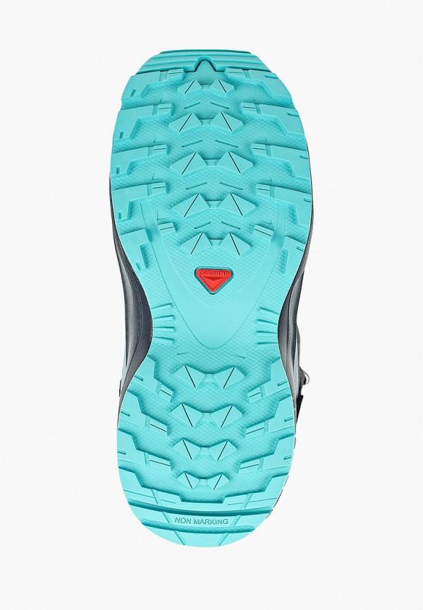 Ботинки для мальчика трекинговые Salomon L40972400 Фото 5