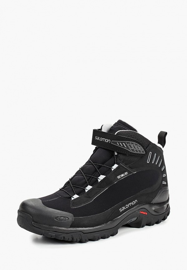 Купить Ботинки Salomon, DEEMAX 3 TS WP, SA007AMBOII9, черный, Осень-зима 2018/2019