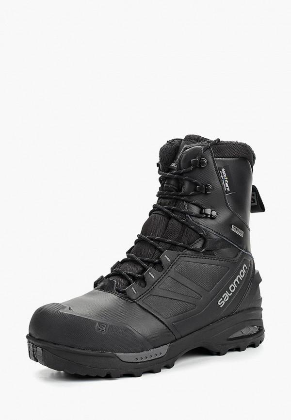 Ботинки трекинговые Salomon Salomon SA007AMBOIJ5 горнолыжные ботинки salomon salomon quest max 130
