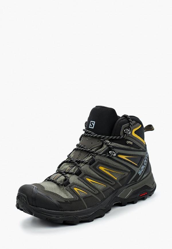 Ботинки трекинговые Salomon Salomon SA007AMBOIK9 горнолыжные ботинки salomon salomon quest max 130