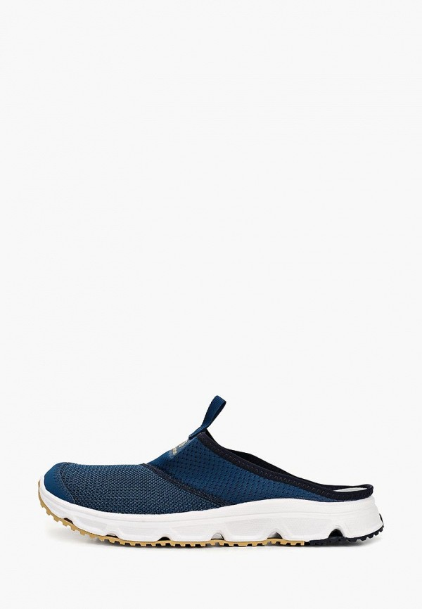 мужские сандалии salomon, синие