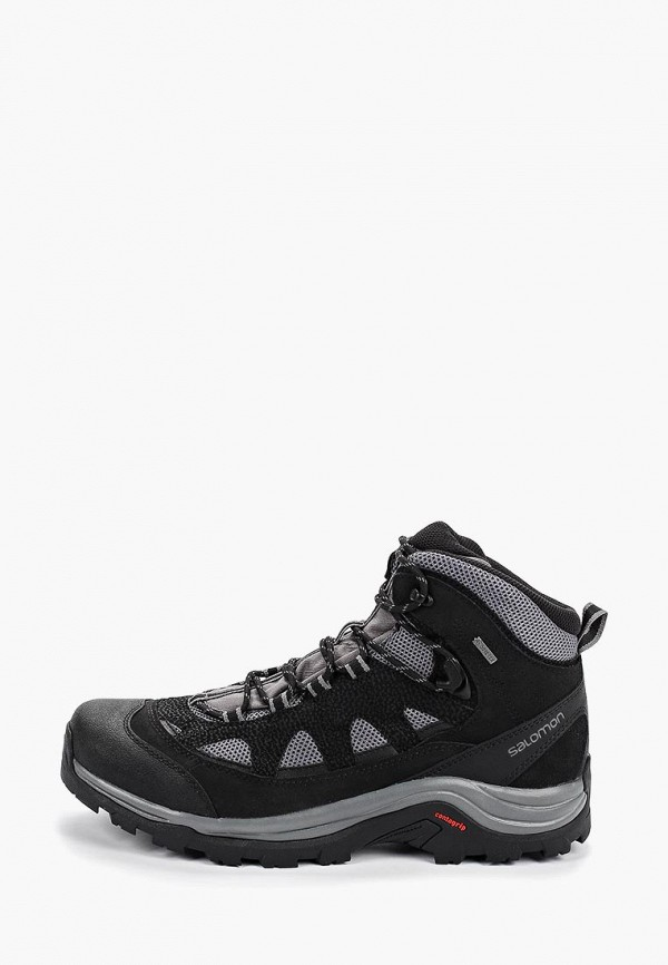 Ботинки трекинговые Salomon Salomon SA007AMFOVF3 ботинки salomon ботинки shoes shelter spikes cs wp black bk ptr